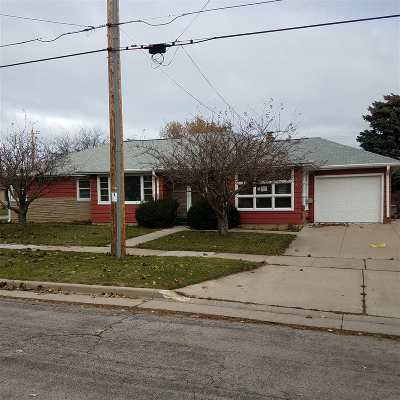 Menasha Single Family Home For Sale: 804 Jefferson