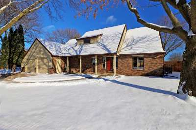Appleton Single Family Home For Sale: 1524 S Clara