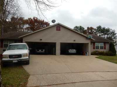 Oconto Multi Family Home For Sale: 320 William Bake