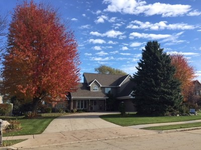Oshkosh Single Family Home For Sale: 3200 Old Orchard