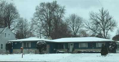 Neenah Single Family Home For Sale: 655 S Park