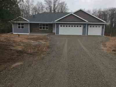Sobieski Single Family Home Active-Offer No Bump: 1239 River Valley