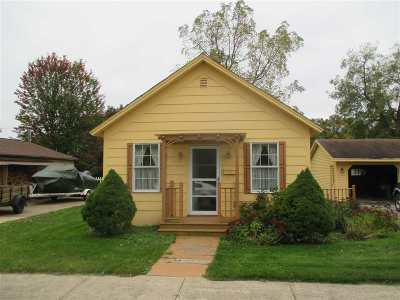Oconto Single Family Home For Sale: 532 Congress