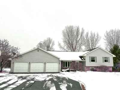Oconto Single Family Home For Sale: 3031 N River
