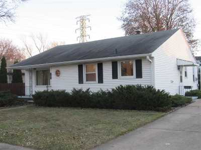 Appleton Single Family Home For Sale: 35 Foster