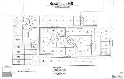 Residential Lots & Land For Sale: Rose Tree