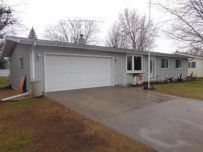 Shawano Single Family Home For Sale: 261 Kleeman