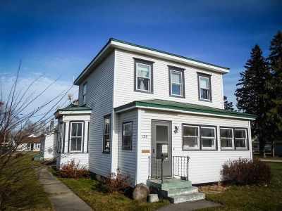 Oconto Single Family Home For Sale: 129 Adams