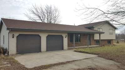 Greenville Single Family Home For Sale: N2011 Greenville