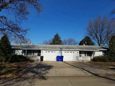 Appleton Multi Family Home For Sale: 1332 W Pershing