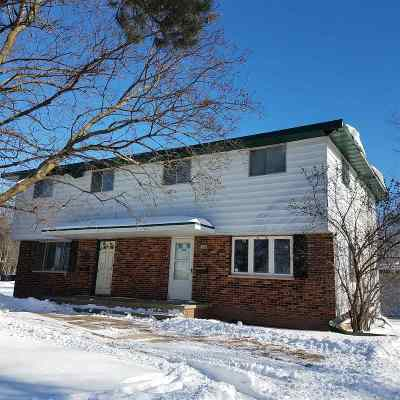 Appleton Multi Family Home For Sale: 1506 S Perkins