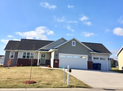 Greenville Single Family Home For Sale: N2361 Holy Hill