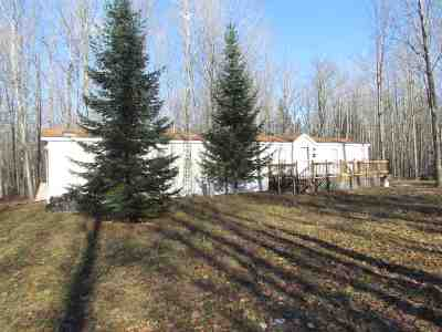 Single Family Home Active-No Offer: 17275 Snowmobile