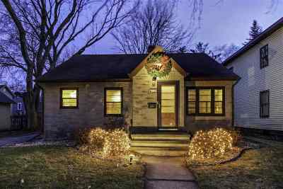 Appleton Single Family Home For Sale: 313 W Summer