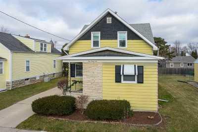 Oshkosh Multi Family Home For Sale: 936 W 7th