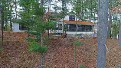 Waupaca Single Family Home Active-No Offer: N2286 Fern