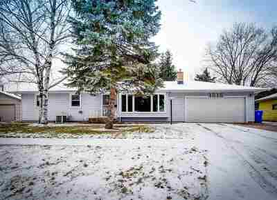 Appleton Single Family Home For Sale: 1515 N Gillett