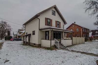 Appleton Single Family Home For Sale: 1424 N Union