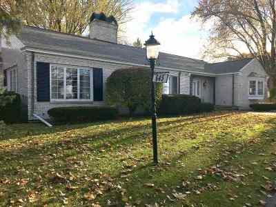 Single Family Home For Sale: 645 Sunset