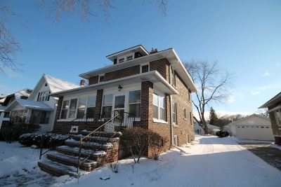 Single Family Home For Sale: 464 Ruggles