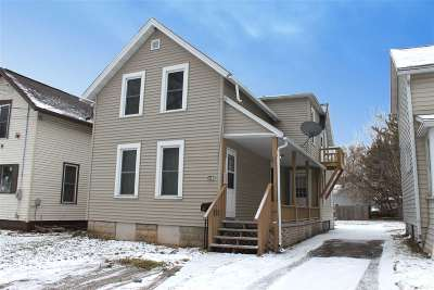 Appleton Multi Family Home For Sale: 1023 W Lawrence