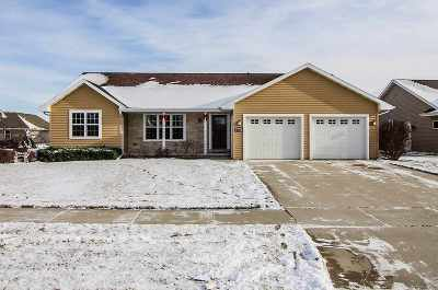 Single Family Home For Sale: 2183 W Melcorn