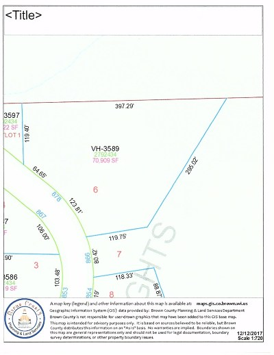 Residential Lots & Land For Sale: 878 Lincoln Castle