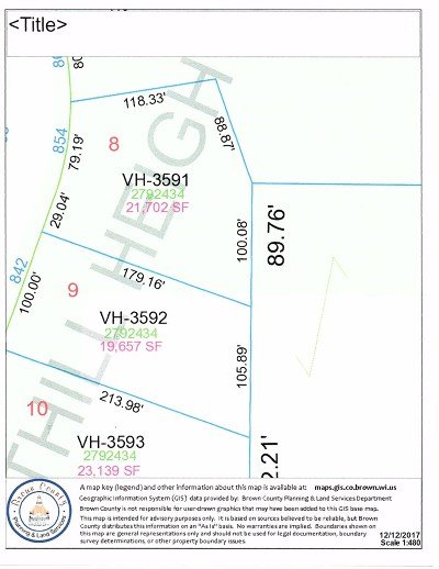 Residential Lots & Land For Sale: 854 Lincoln Castle