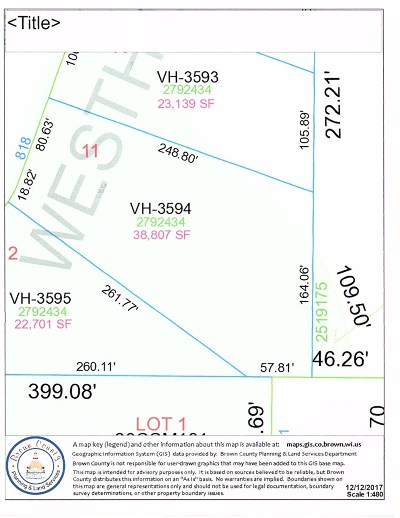 Residential Lots & Land For Sale: 818 Lincoln Castle