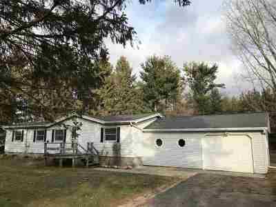 Sobieski Single Family Home For Sale: 2520 Hwy C