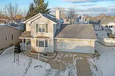 Single Family Home For Sale: 2041 Bark River