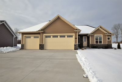 Menasha Single Family Home Active-Offer No Bump: 2838 Villa