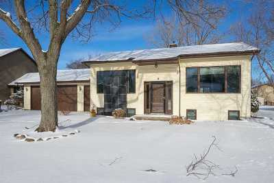 Appleton Single Family Home For Sale: 14 Sunray