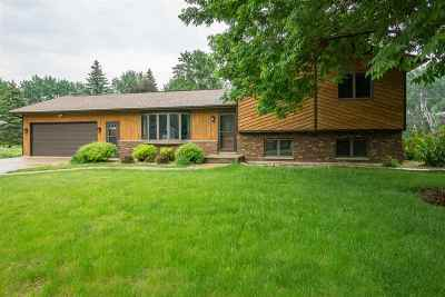 Oshkosh Single Family Home For Sale: 750 Kirkwood
