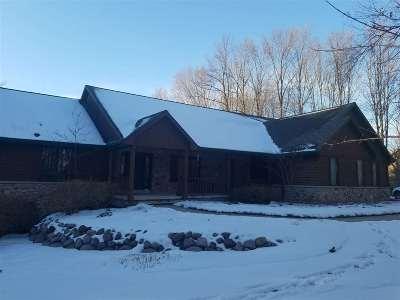 Appleton Single Family Home For Sale: 1624 E Apple Creek