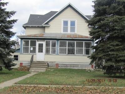 Oconto Single Family Home For Sale: 133 Madison