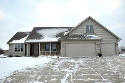 Wrightstown Single Family Home For Sale: 120 Bengal