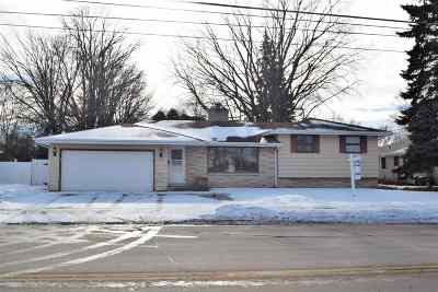Appleton Single Family Home For Sale: 1107 E Calumet
