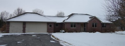 Single Family Home For Sale: 3267 Froelich