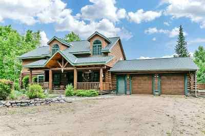 Lakewood Single Family Home Active-No Offer: 15800 Binder Lake