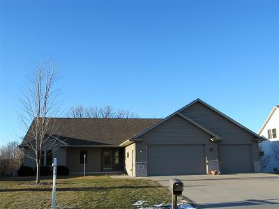Neenah Single Family Home For Sale: 1984 Creek Side