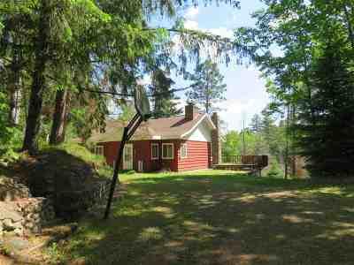 Mountain Single Family Home Active-No Offer: 16134 Peninsula