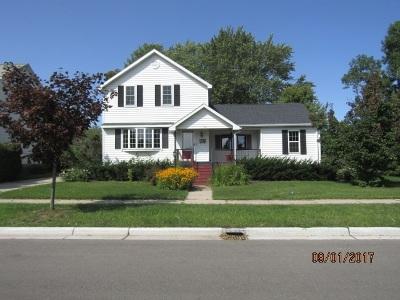 Oconto Single Family Home For Sale: 121 Washington
