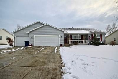 Wrightstown Single Family Home For Sale: 520 Clay