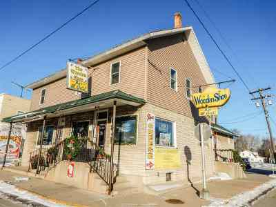 Commercial For Sale: 100 W Main