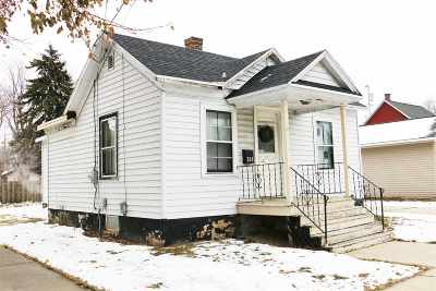 Neenah Single Family Home Active-No Offer: 309 3rd