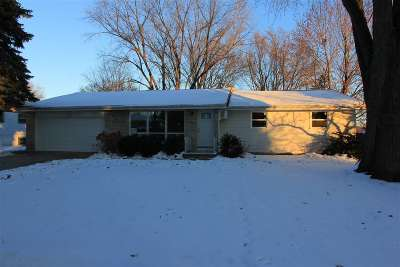 Green Bay Single Family Home For Sale: 671 Sunnycrest