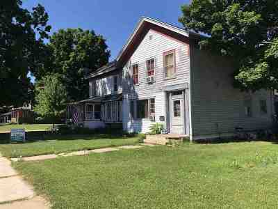 Waupaca Multi Family Home Active-No Offer: 500 S Division