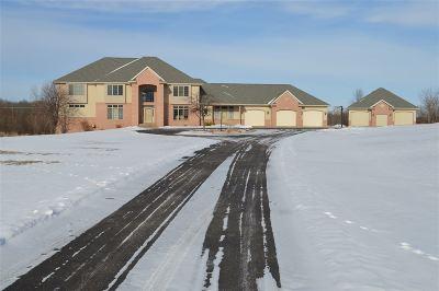 Appleton Single Family Home For Sale: W5650 Quarry