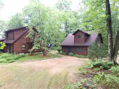 Mountain Single Family Home Active-No Offer: 15549 Spur